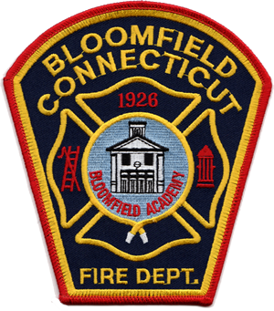 Bloomfield Fire Dept Patch