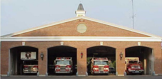 Bloomfield Fire Station
